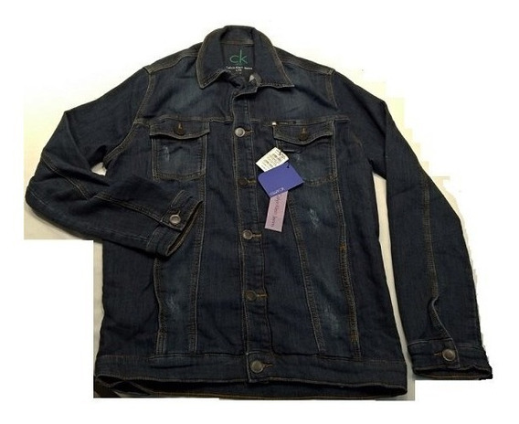 Jaqueta Moletom Jeans - Calvin Klein