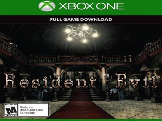Resident Evil Remak Xbox One Mídia Digital + Brinde