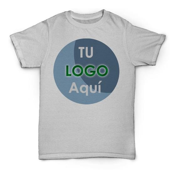 Remera Con Tu Logo Personalizadas