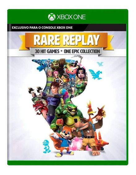 Rare Replay - Xbox One - Midia Fisica