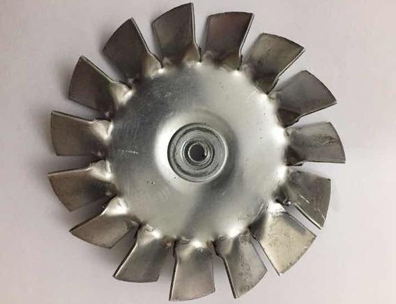 Helice Motor Wap Lavadora Valente - Excellent Fera Ventoinha