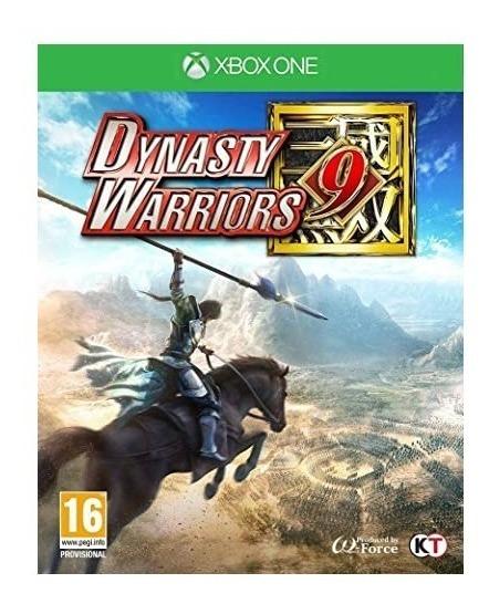 Dynasty Warriors 9 (mídia Física) - Xbox One (novo)