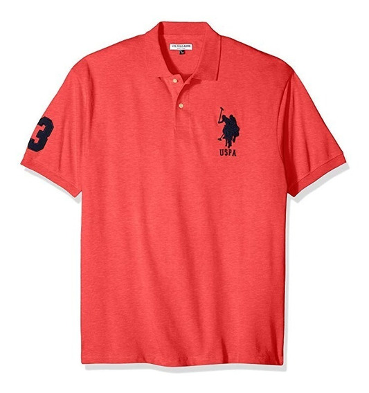 Exclusiva Playera Polo Us Polo Assn 2xl