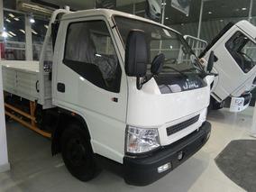 Camión Jmc N900 Motor Izusu, Capacidad De Carga 4000kg