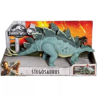 Jurassic World 2 Fallen Kingdom Action Attack Stegosaurus