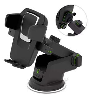 Suporte Celular Veicular Articulável Uber Ventosa Retrátil