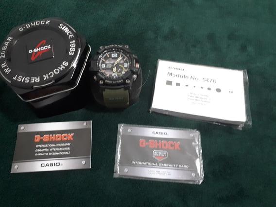 Relógio Casio G-shock Mudmaster Gg1000 Original
