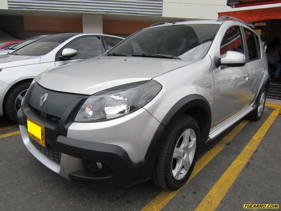 Renault Sandero Stepway Sandero 1.6 Mt