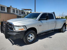 Dodge Ram Slt 4x4 Hevy Duty 3500 Diesel Doble Cabina Dolly
