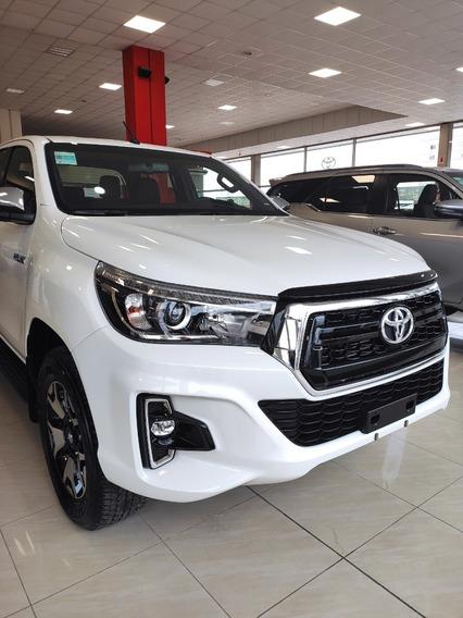 Toyota Hilux 4x4 D/c Srx 2.8 Tdi 6 A/t 2020 0 Km