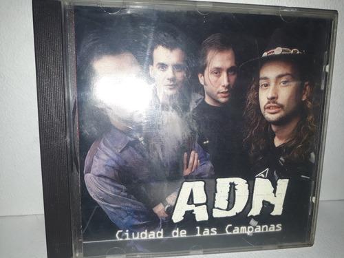 A D N - Ciudad De Las Campanas - Cd Cat Music