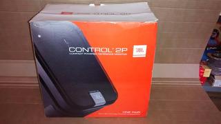 Jbl Control 2p Monitor De Estudio Activos, Igual A Nuevos!!