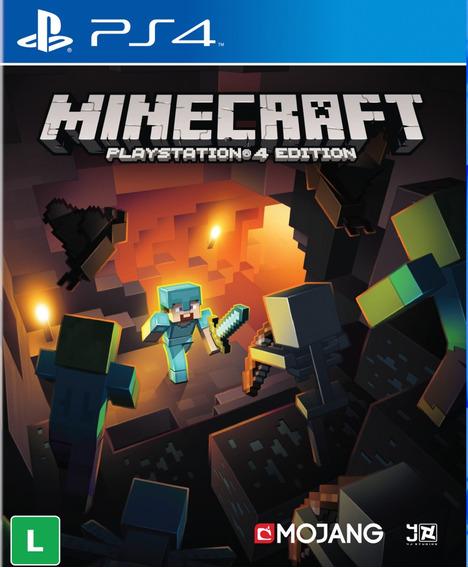Minecraft Ps4 Psn Code 2 Envio Na Hora!