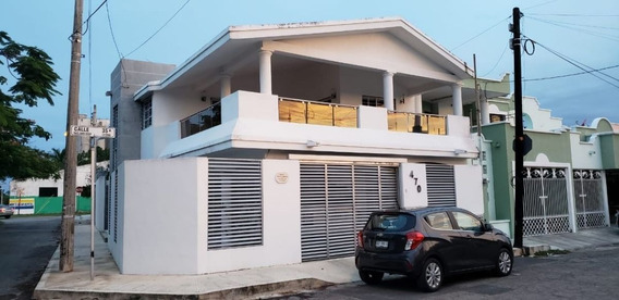 Espectacular Casa En Venta A 3 Cuadras De Paseo Montejo