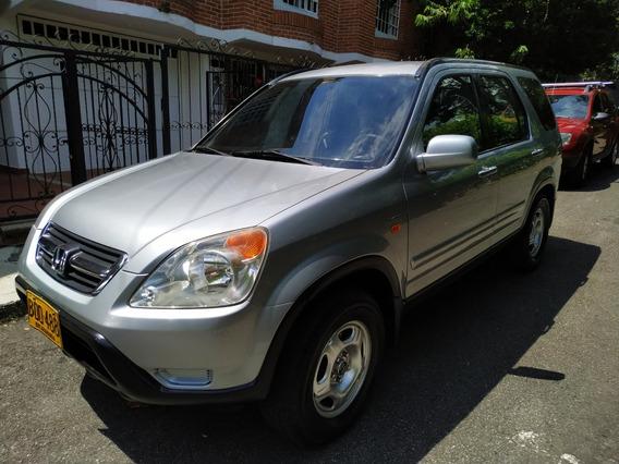 Vendo Honda Crv 2004 Lx Automatica 4x4 149.000km Originales