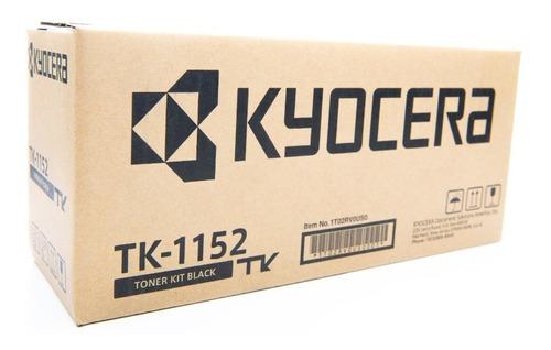 Imagen 1 de 1 de Tóner Tk-1152 Kyocera Original Para M2135dn/ P2235dn/m2635dw
