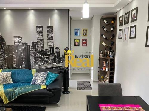 Imagem 1 de 19 de Apartamento À Venda, 52 M² Por R$ 425.000,00 - Pirituba - São Paulo/sp - Ap6855
