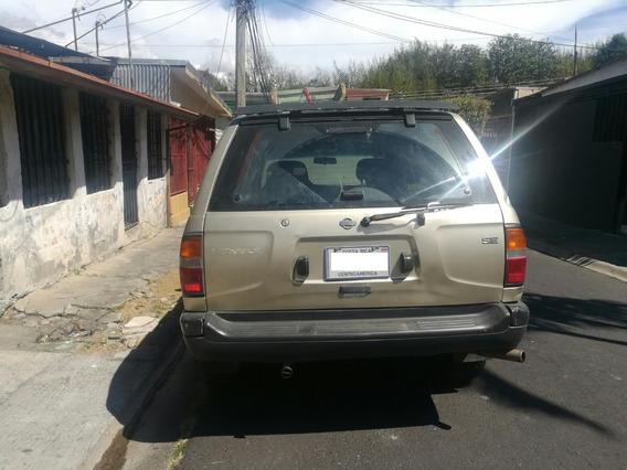 Se Vende Nissan Pathfinder 98