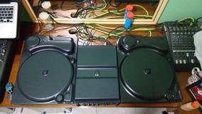 Gl Dj Cover Kit Capas Para 2 Technics Mkii + Mixer Rane 62