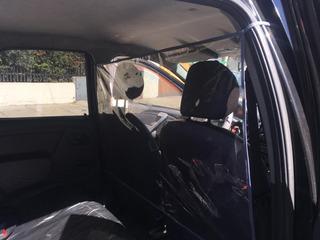 Protector Plasticos Para Taxi-remis Con Colocacion -pvc
