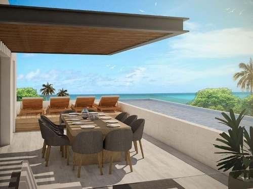 Residencia En Preventa En Puerto Cancun - Oportunidad Unica