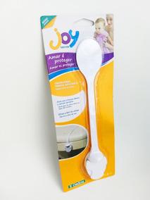 Trava Para Tampo Sanitário Joy Ordene (bebe, Criança)