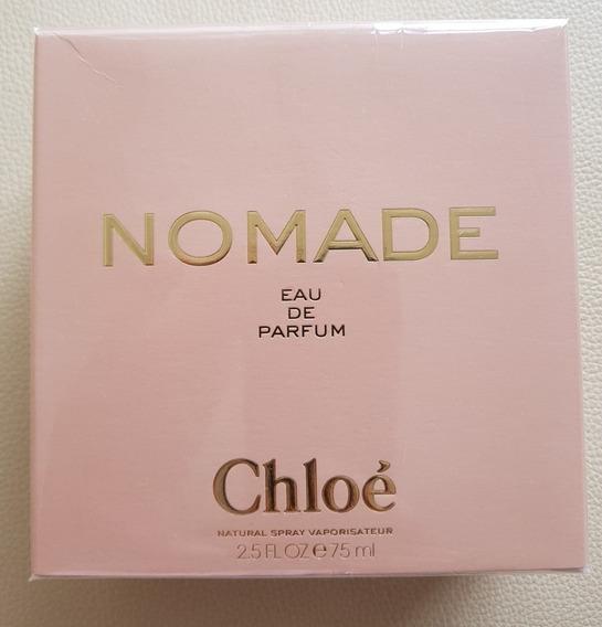 Perfume Nomade De Chloé 75ml Lacrado