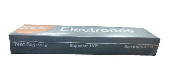 Electrodo E6013 1/8p 5kg Dhek - 21747 - Dhek
