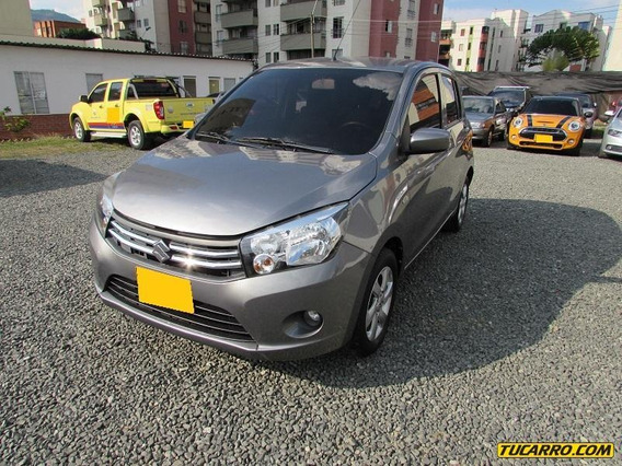 Suzuki Celerio Hg Amt