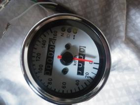 Velocimetro Moto Custom