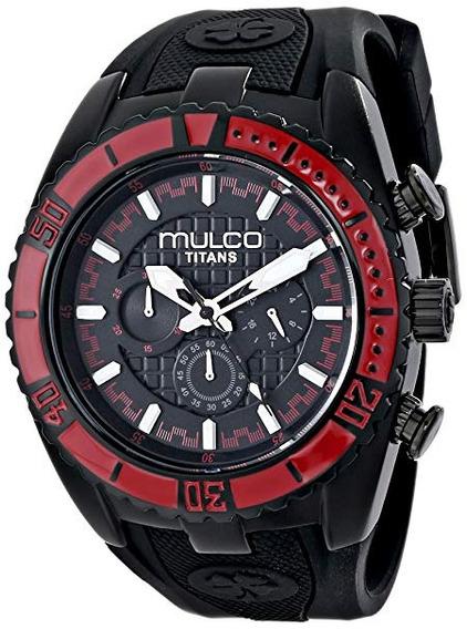 Relojes De Pulsera,reloj Mulco Titans Wave Mw5-1836-065 ..