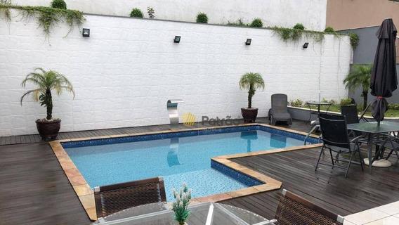 Casa Com 4 Dormitórios À Venda, 489 M² Por R$ 2.400.000 - Swiss Park - São Bernardo Do Campo/sp - Ca0208