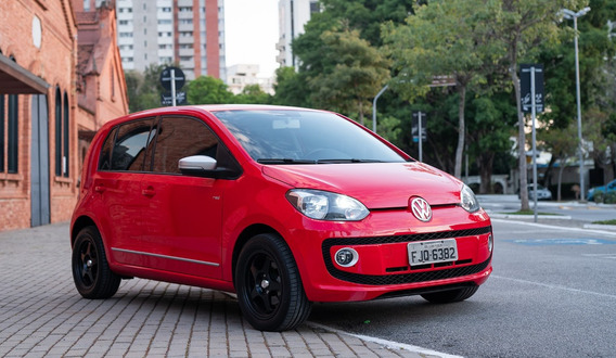 Vw Up! Tsi 15/16 Versão Red Up!
