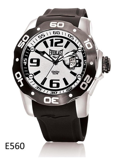 Relógio Pulso Everlast Masculino Esportivo Analógico E560