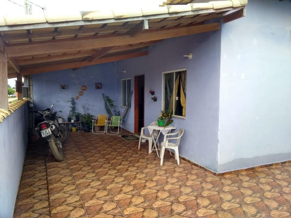 Casa Com 2 Dormitórios, 150 M² Por R$ 95.000 - Unamar - Cabo Frio/rj - Ca1328