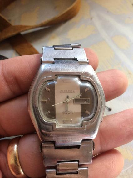 Relógio Citizen Raríssimo (no Estado)