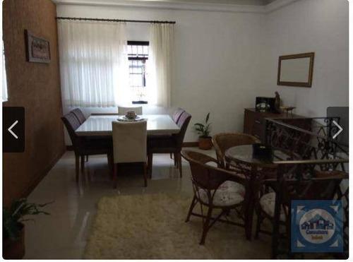 Casa Com 3 Dormitórios À Venda, 107 M² Por R$ 569.000,00 - Embaré - Santos/sp - Ca0727