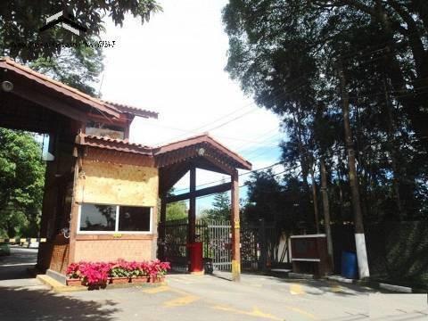 Imagem 1 de 15 de Excelente Chácara Em Condomínio Fechado Em Cotia - 276