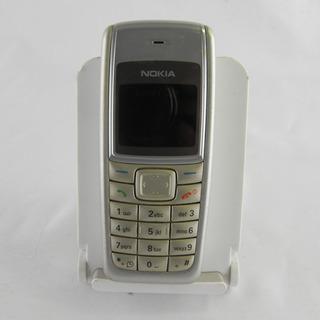 Nokia 1110 Fala Horas Gsm Original Cinza Resistente - Usado