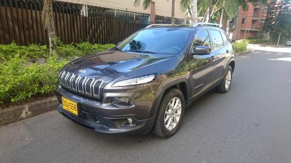 Jeep Cherokee Longitude 2017