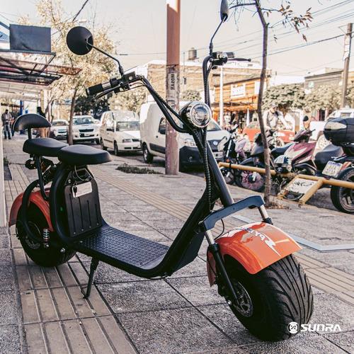 Moto Eléctrica Sunra Spyracing 1500w