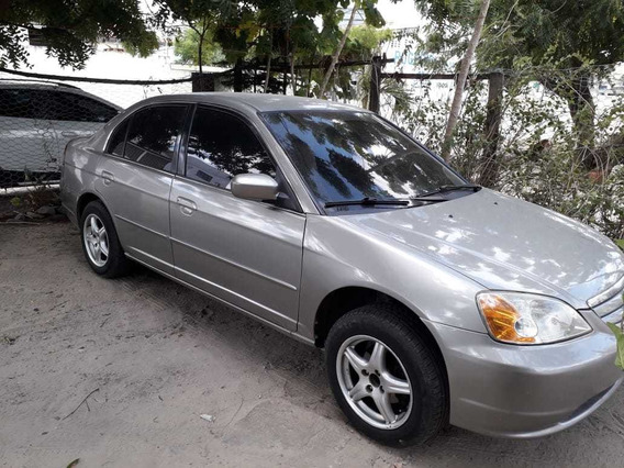Honda Civic 1.7 Ex 4p 2003