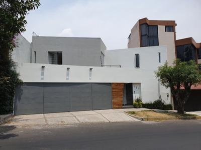Casa Sola En Fuentes Del Pedregal