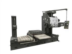Mandriladora Horizontal Convencional Iso50 10cv - Millmaster