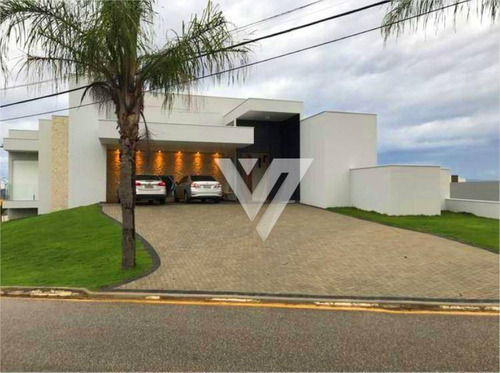 Imagem 1 de 22 de Casa Residencial À Venda, Condomínio Fazenda Imperial, Sorocaba. - Ca0410