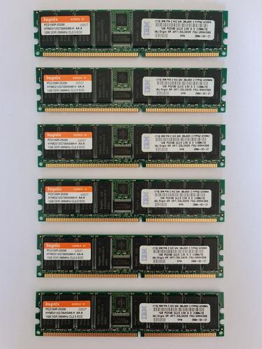 Memória Ibm 1gb Ddr 266mhz Cl2.5 Ecc
