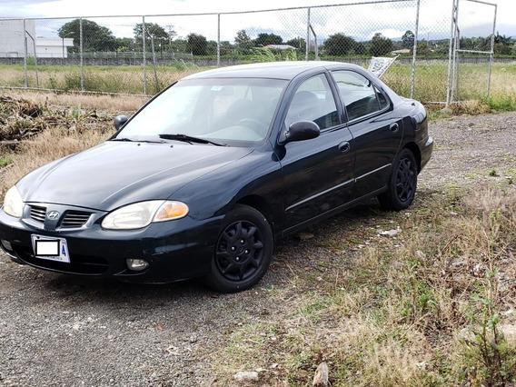 Hyundai Elantra Año 2000 Único Dueño