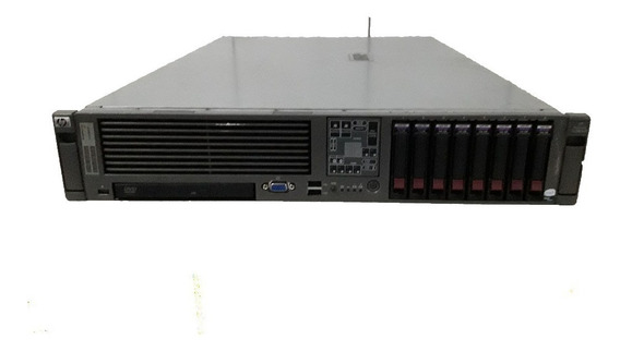 Hp Servidor Dl380 G4, 2xsl7pg Intel Xeon 3.4 Ghz, 3gb