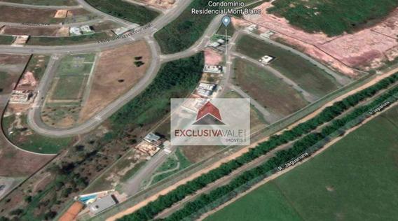 Terreno À Venda, 450 M² Por R$ 350.000,00 - Urbanova - São José Dos Campos/sp - Te0307
