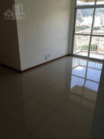 Apartamento Com 2 Dormitórios À Venda, 70 M² Por R$ 334.900,00 - Santa Rosa - Niterói/rj - Ap3286
